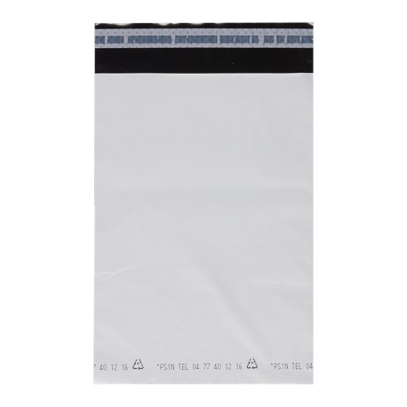Enveloppe sécurisée PLASTISAC vierge - Format 176x245 mm