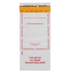 Enveloppe Sécurisée Valeur déclarée, format 170x225 mm