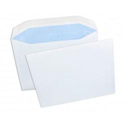 Enveloppe C5 mécanisable pour machine à affranchir 162x229 sans fenêtre