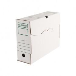 Boîte à archives 250x330 mm, dos 100 mm