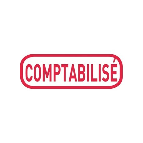 Tampon TRODAT- COMPTABILISE