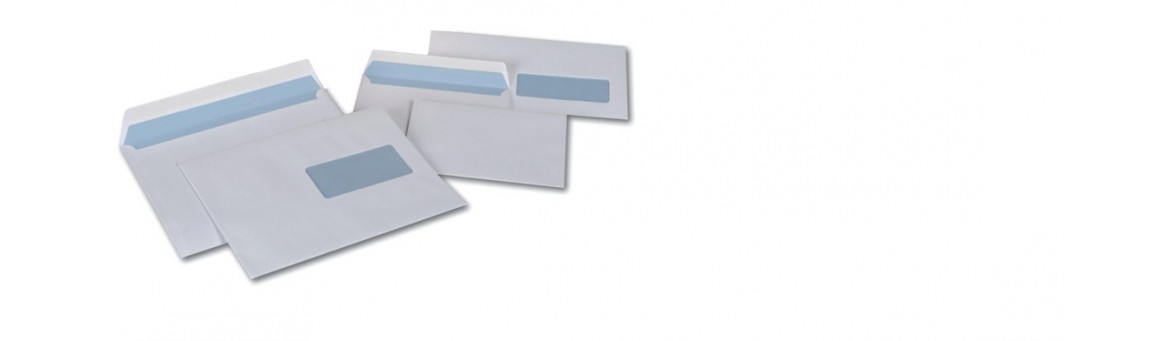 Enveloppes autoadhésives