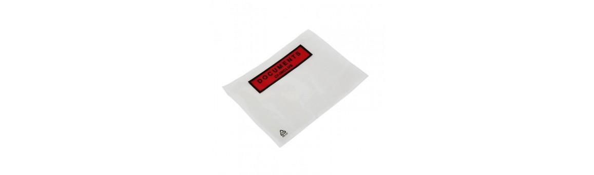 Pochettes Polyéthylène porte-documents